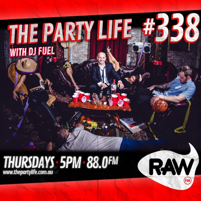 EPISODE 338 - 10-01-2019 - The Party Life with DJ Fuel