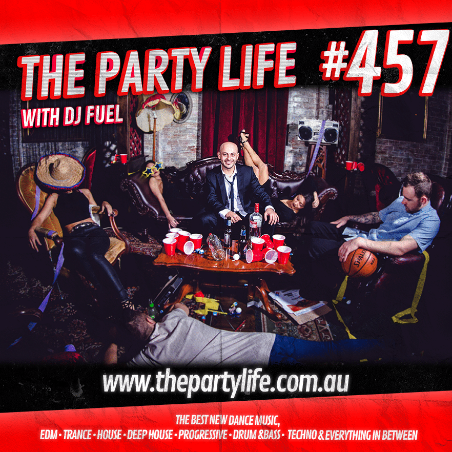 Sabro on the Guest Mix for Episode 457 of The Party Life with Dj Fuel